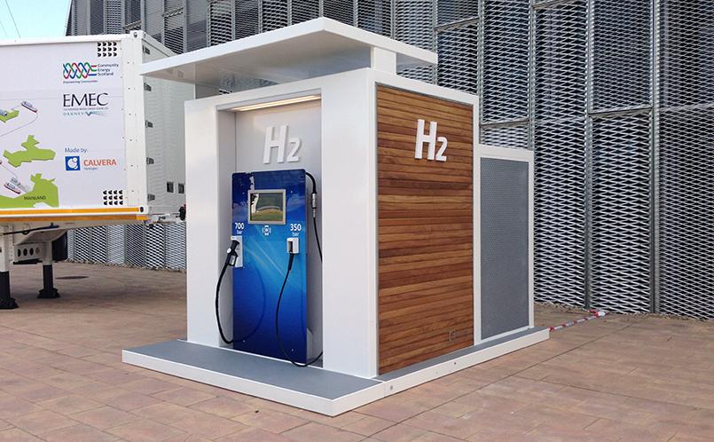 Nuevo diseño de hidrogenera